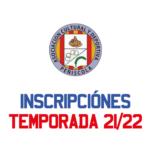 INSCRIPCIONES 21/22